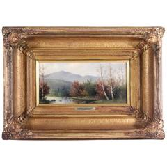 19th Century White Mountains Landscape by George McConnell