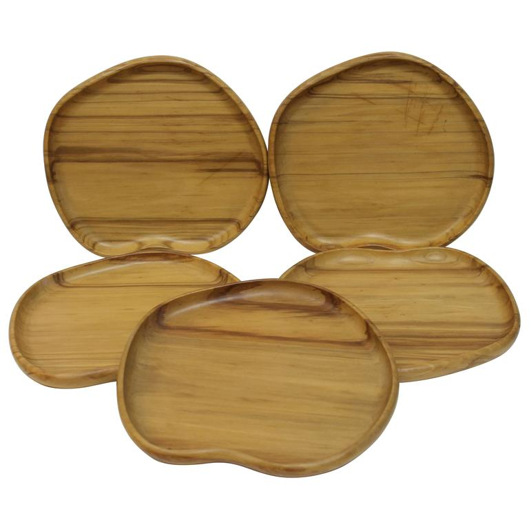 Russel Wright American Way Trays