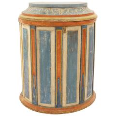 Early 19th Century Late Gustavian Pedestal