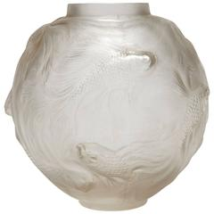 Formose Vase by René Lalique, circa 1930