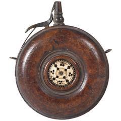 Rare German Powder Flask, circa 1600