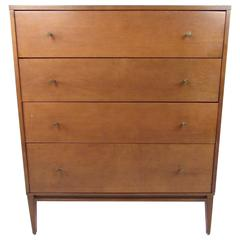 Paul McCobb Four Drawer Bedroom Dresser for Winchendon