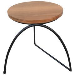 Californian Modernist  Side Table/Stool