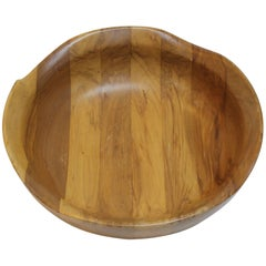 Russel Wright Oceana Wood Bowl