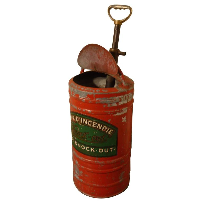 Quirky umbrella stand french fire department pump for Quirky items for sale