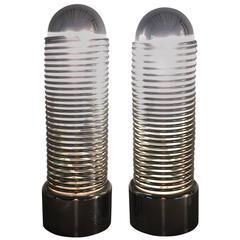 Jo-Jo Table Lamps by Heinz Brenker for Harvey Guzzini