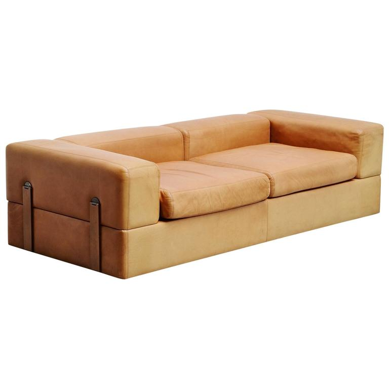 tito agnoli daybed sofa cinova italy 1 - Daybed Sofa