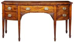 George III Hepplewhite Sideboard