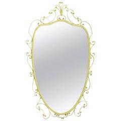 Pier Luigi Colli Mirror, Italy, 1950s