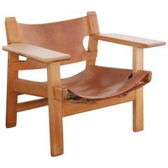 Børge Mogensen, Spanish Chair Model Nr 2226