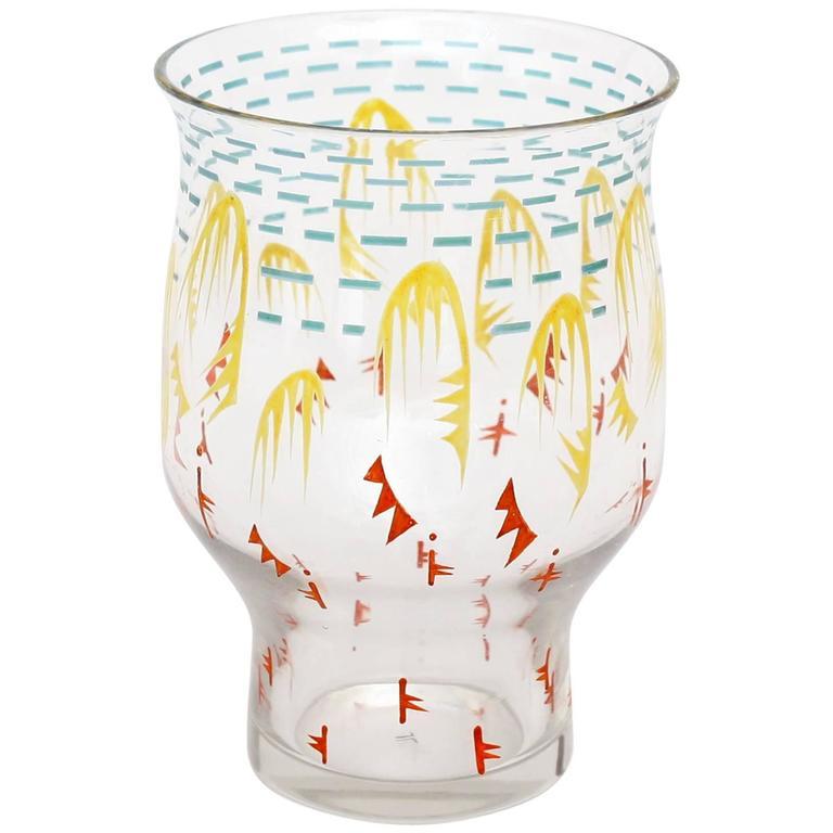 Art Deco Vase by Chris Lanooy