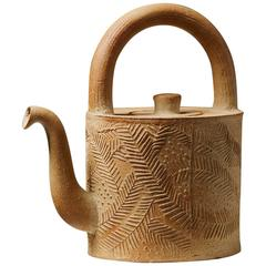 Teapot Designed by Signe Persson Melin, Sweden, 1970s