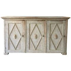 Early 19th Century Swedish Gustavian Period Sideboard