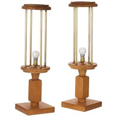 Guillerme and Chambron Desk Lights or Table Lights