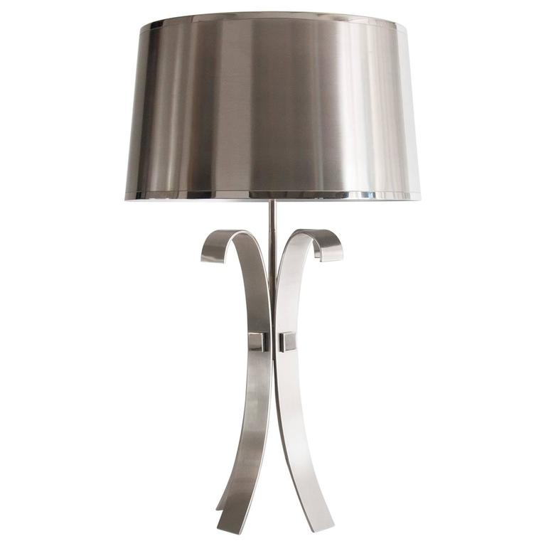 """Corolle"" Table Lamp by Maison Charles Designed by Jacques Charles"