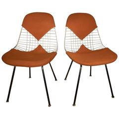 Charles Eames Wire Chairs