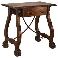 Italian Side Table, circa 1900