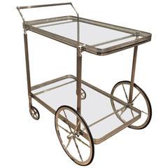 Neoclassical Bar Carts