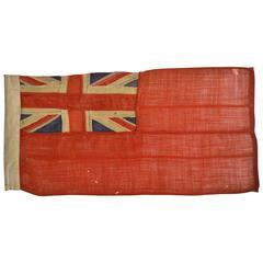 British Red Ensign, Antique