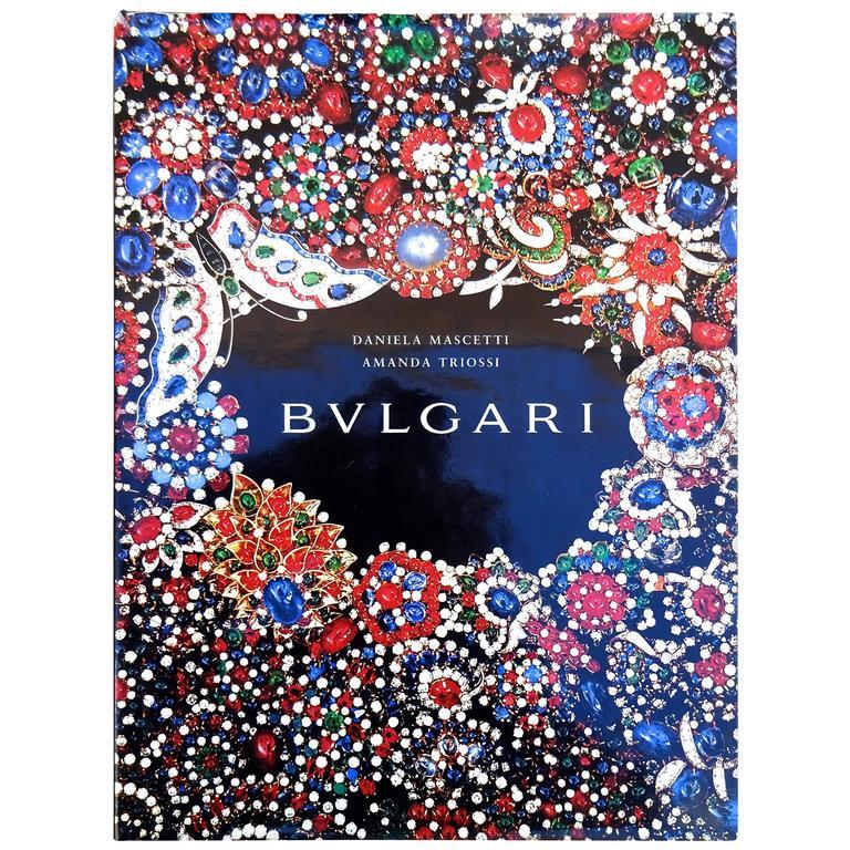 "Rare ""Bulgari"" Book, 1996, 1st Edition"