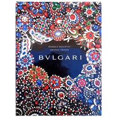 "Rare ""Bulgari"" Book, 1996, 1st Edition"