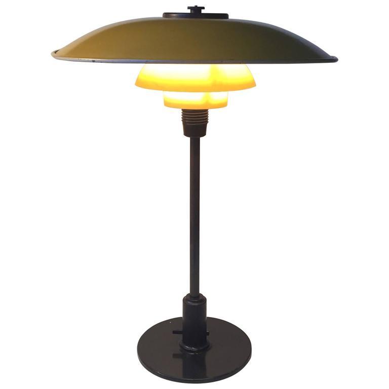 1930s PH 3,5/2 Table Lamp by Poul Henningsen for Louis Poulsen Denmark