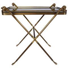 Hollywood Regency Tray Tables