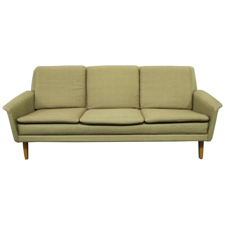 Three-Seat DUX Sofa by Folke Ohlsson and Fritz Hansen, 1960s