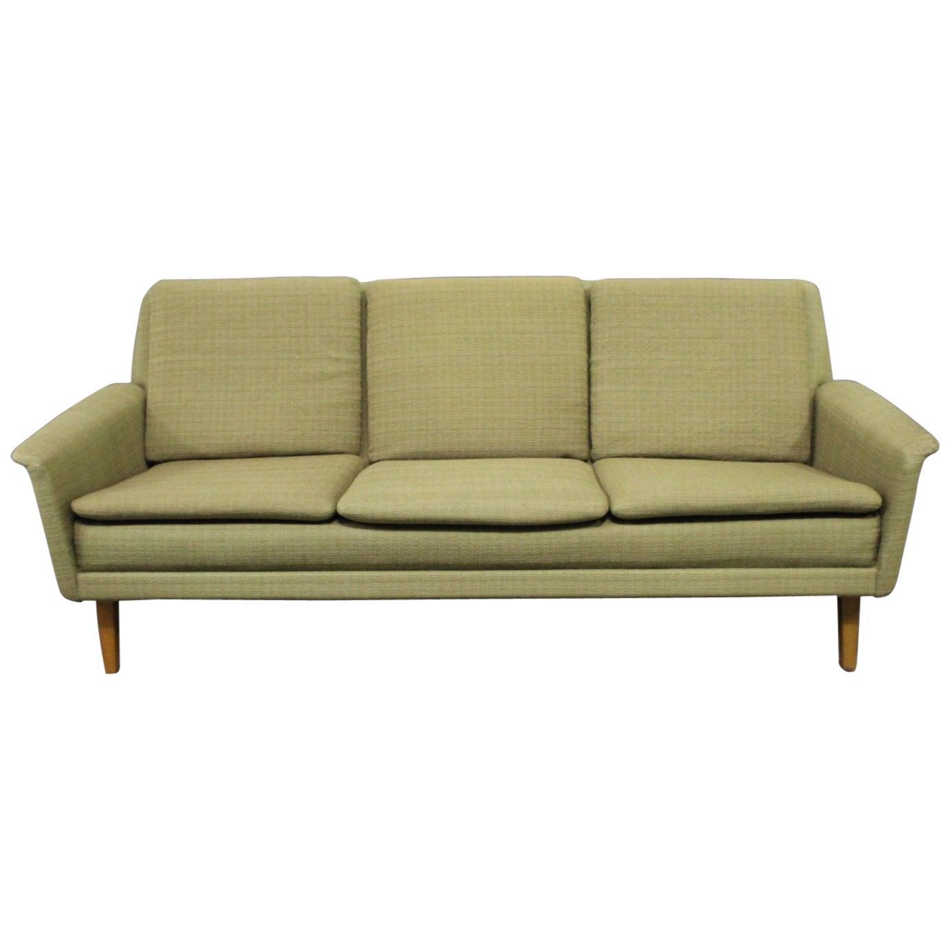 Three-Seat DUX Sofa by Folke Ohlsson and Fritz Hansen, 1960s