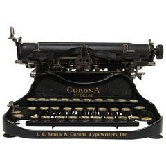 American Vintage Typewriter