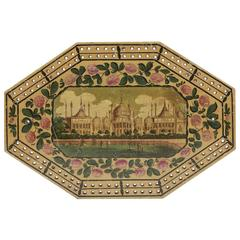 Georgian Brighton Pavilion Cribbage Board, circa 1800