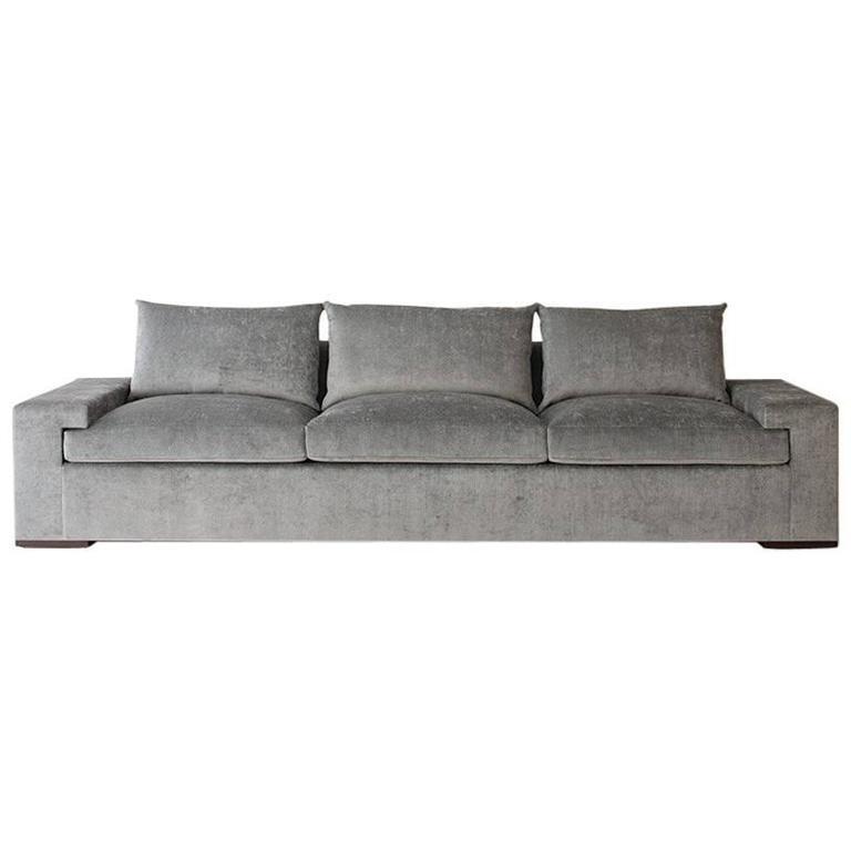 Contemporary Magari Sofa, Custom & Made to Order by Dmitriy & Co