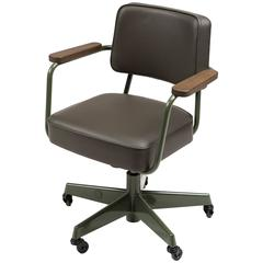 Jean Prouvé Fauteuil Direction Pivotant, G-Star Raw Edition by Vitra