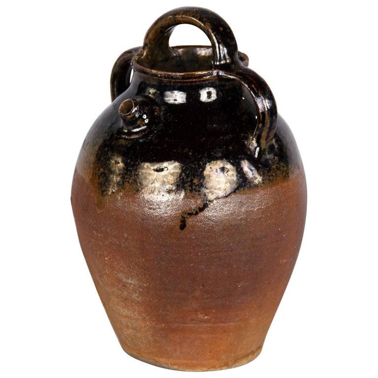 19th Century French Terracotta Water Jar