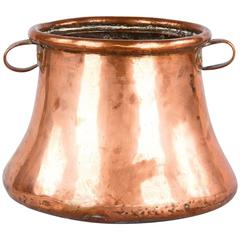 French 19th Century Copper Bucket