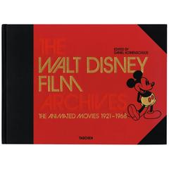 Walt Disney Film Archives, the Animated Movies, 1921-1968