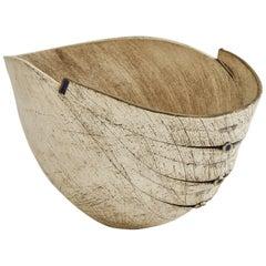 "Andile Dyalvane, ""OoJola I, Clan Series,"" Bowl, Stoneware, Clay, Ceramic, 2016"