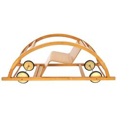 Car Toy by Hans Brockhage & Erwin Andrä, Germany, 1950
