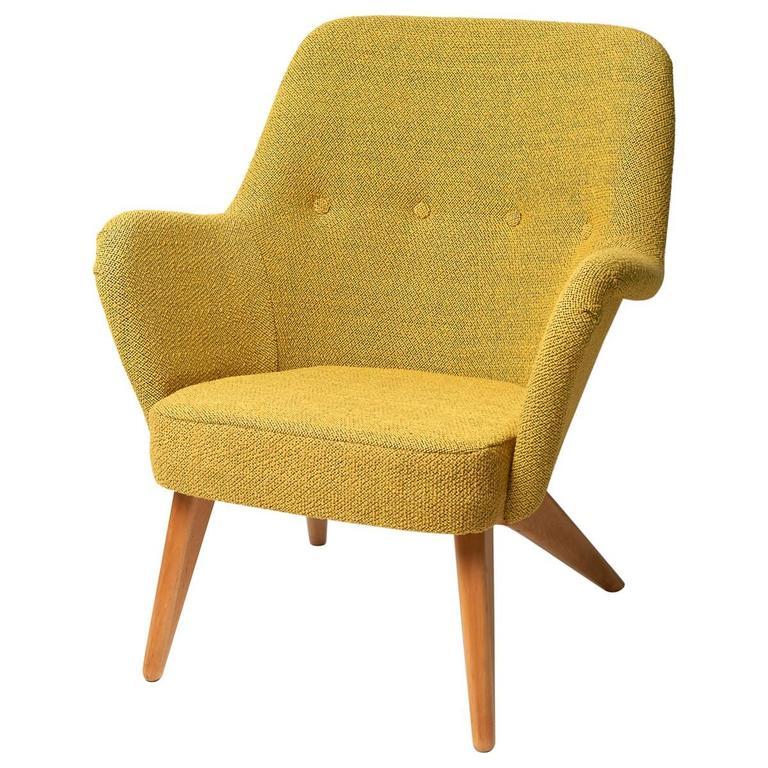 "Carl Gustav Hiort af Ornäs ""Pedro"" Lounge Chair, 1950s"