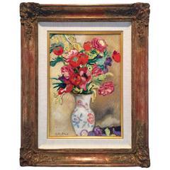 Louis Valtat Bouquet De Fleurs