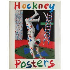 """David Hockney """"Hockney Posters"""", 1987"""