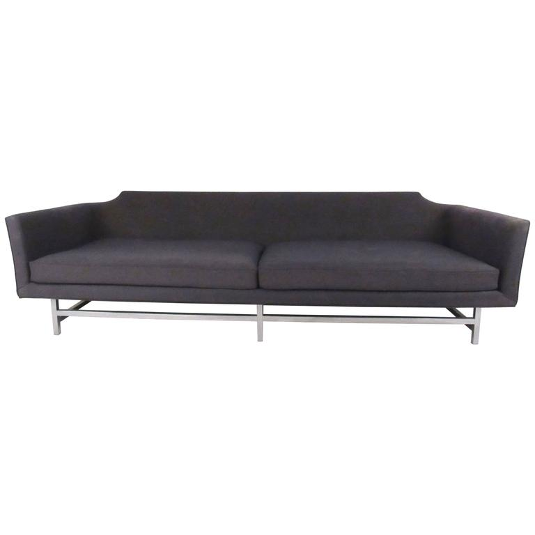 Long Modern Sofa For Sale
