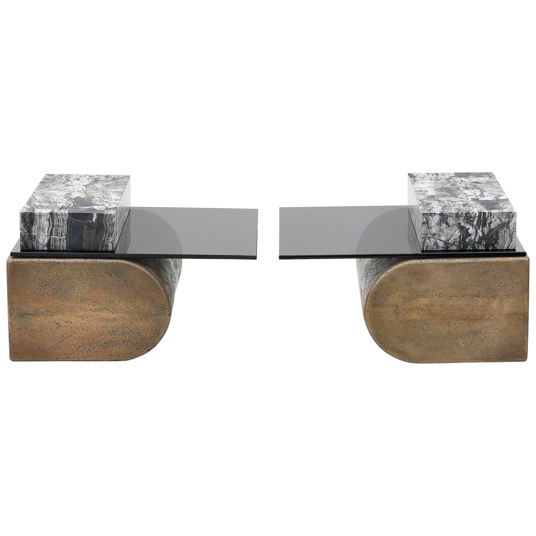 Brian Thoreen Cantilever Tables