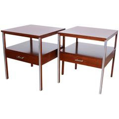Mid-Century Paul McCobb for Calvin Nightstand Set