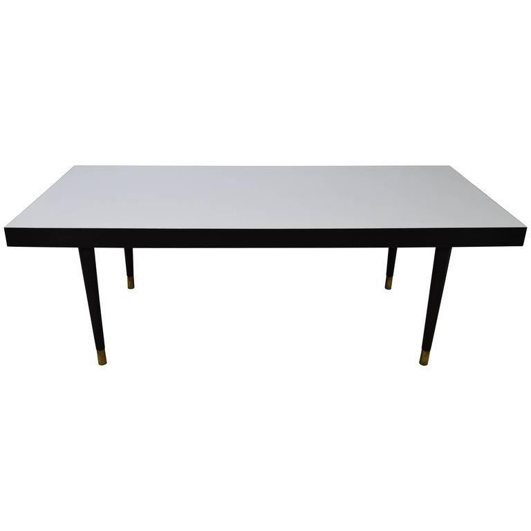 Mid Century George Nelson Style Coffee Table At 1stdibs