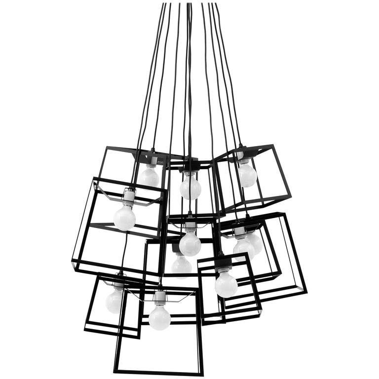 11-Piece Frame Cluster, Powder Coated