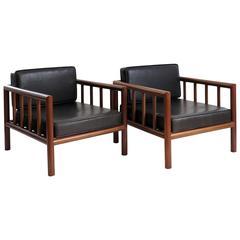 Francisco Artigas Club Chairs, circa 1970