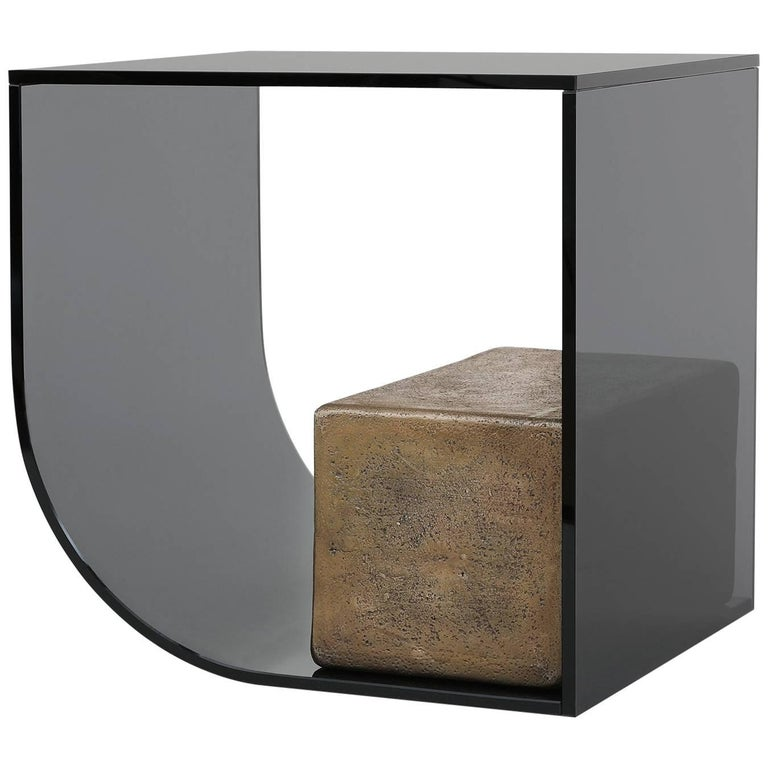 Brian Thoreen Block Table For Sale
