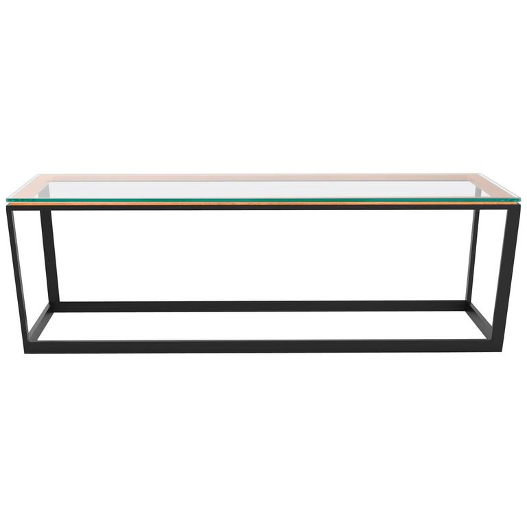Frame Coffee Table Small Rectangle