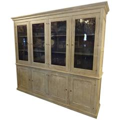 Late 19th Century Display Cabinet Vitrine